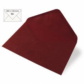 Японска хартия, плик, червено вино