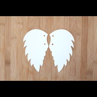 Бирен картон - крила 2бр.