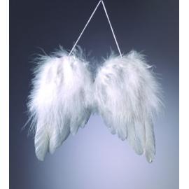 Ангелски крилца, бели, 2бр