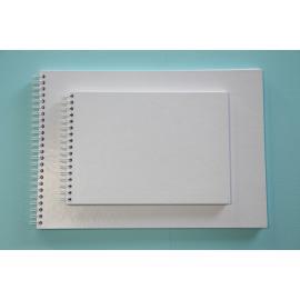 Албум А5, 30 листа, бял