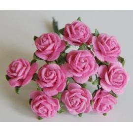 Декоративни розички - розови 1