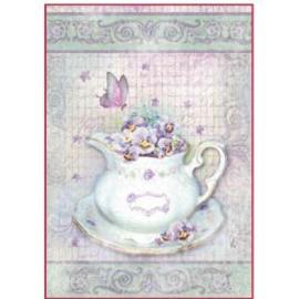 Оризова хартия А4 Чайник