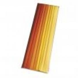 Креп хартия - жълто-оранжева гама