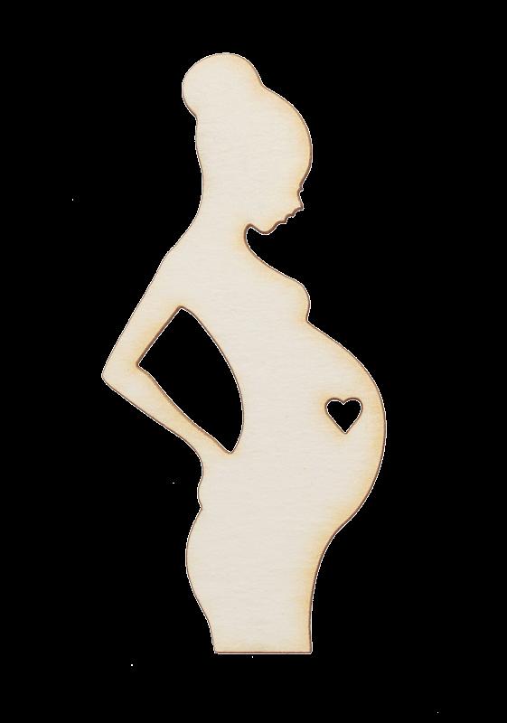 Бирен картон - бременна
