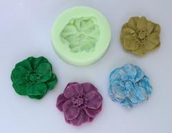 Силиконова форма-цвете