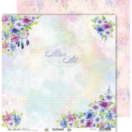 Дизайнерска хартия, лист - Ever Dream 2