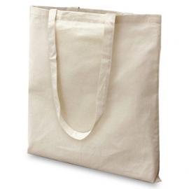 Текстилна чанта, натурална 38х40 см