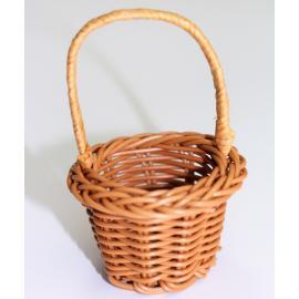 Плетена кошничка 55х90 мм