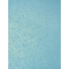 Ръчно правена хартия - синя