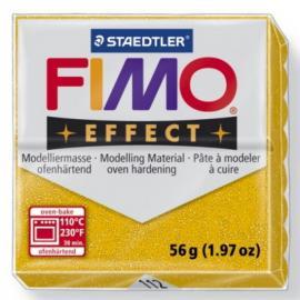 Фимо ефект-жълто