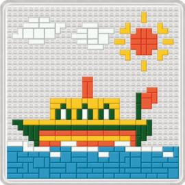 Мозайка - Кораб