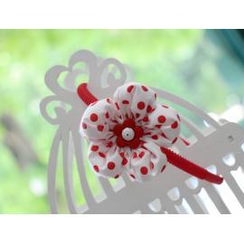 Диадема с едно цвете