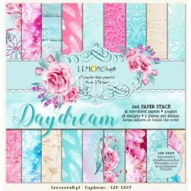 Дизайнерска хартия, блокчe - Daydream 6х6 инча