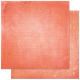 Дизайнерска хартия, винтидж, корал