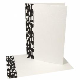 Японска хартия, основи+пликове график
