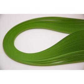 Квилинг лентички, светлозелени, 100бр, 35 см