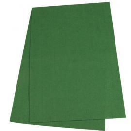 Филц 30х40см, 4мм - тъмно зелен