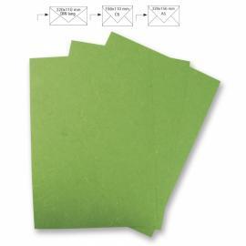 Японска хартия, А4 тревисто зелено
