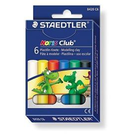 Пластилин 6 цвята