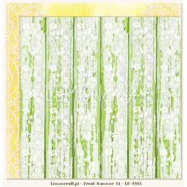 Дизайнерска хартия, лист - Fresh summer 01