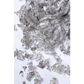 Деко метал фолио - сребро