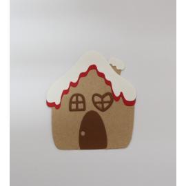 Хартиени елементи - къщичка