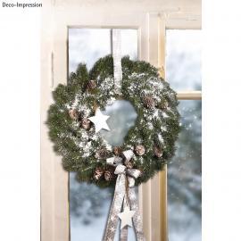 Декоративен сняг, лепкав