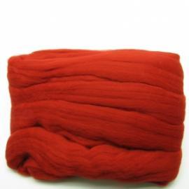 Суперфино мерино,- червено 50гр.