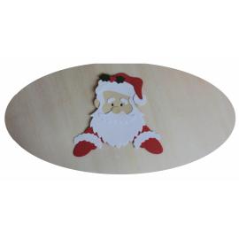 Хартиени елементи - Дядо Коледа
