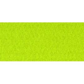 Филц 20х30 см-жълто зелен