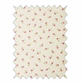 Дизайнерско платче 50см-мини цветчета