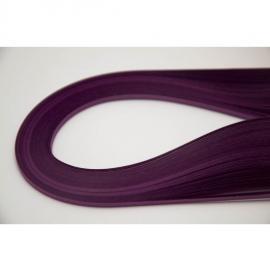 Квилинг лентички 100 бр, 35 см - бишопски лилав