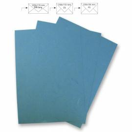 Японска хартия, А4 синьо
