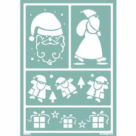 Шаблон - Коледа