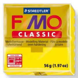 Фимо класик -жълто