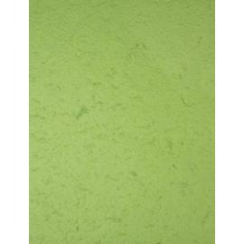 Ръчно правена хартия - зелена