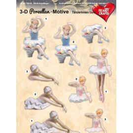 3Д страничка - Балерини