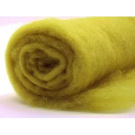 Вълна 50 г фина - жълта