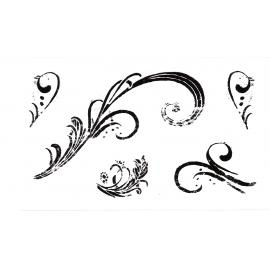 Печати - Флорални орнаменти