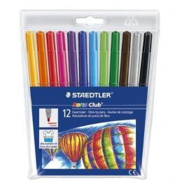 Флумастри 12 цвята