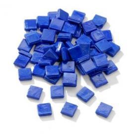 Мозайка-тъмно синя