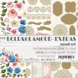 Дизайнерски елементи за изрязване 15.5x30.5 - Bold and Glamour