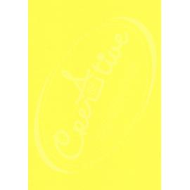 Релефен картон - наситено жълт