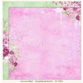 Дизайнерска хартия, лист - Everyday Spring