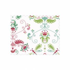 Tante Ema-памучно платче с пеперуди